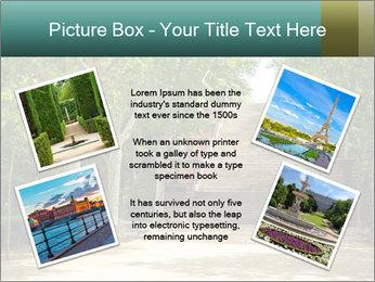 Urban Green Park PowerPoint Templates - Slide 24
