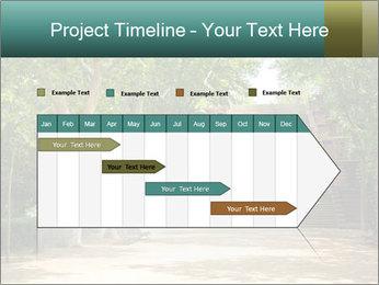 Urban Green Park PowerPoint Templates - Slide 25