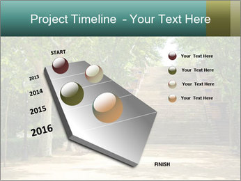 Urban Green Park PowerPoint Templates - Slide 26