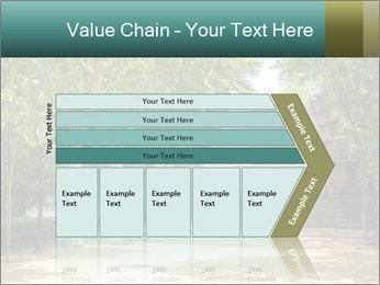 Urban Green Park PowerPoint Templates - Slide 27