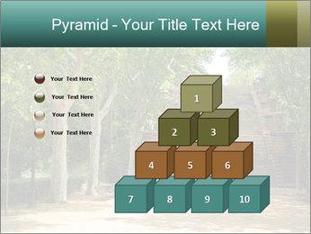 Urban Green Park PowerPoint Templates - Slide 31