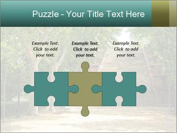 Urban Green Park PowerPoint Templates - Slide 42