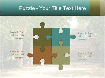 Urban Green Park PowerPoint Templates - Slide 43