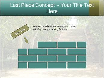 Urban Green Park PowerPoint Templates - Slide 46