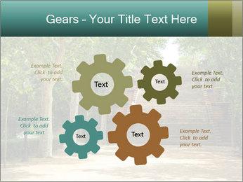 Urban Green Park PowerPoint Templates - Slide 47