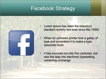Urban Green Park PowerPoint Templates - Slide 6