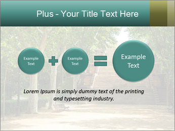 Urban Green Park PowerPoint Templates - Slide 75