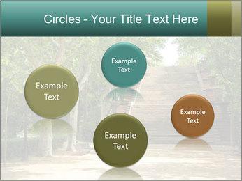 Urban Green Park PowerPoint Templates - Slide 77