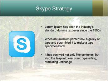 Urban Green Park PowerPoint Templates - Slide 8