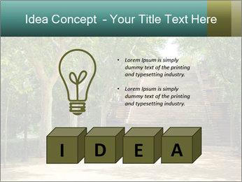 Urban Green Park PowerPoint Templates - Slide 80