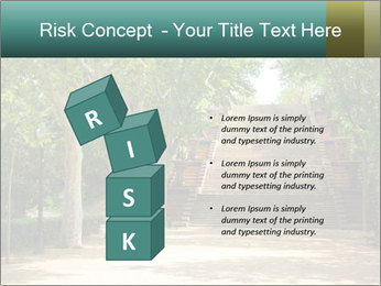 Urban Green Park PowerPoint Templates - Slide 81