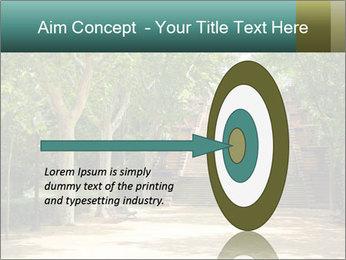 Urban Green Park PowerPoint Templates - Slide 83