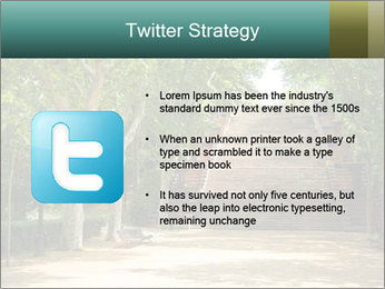 Urban Green Park PowerPoint Templates - Slide 9