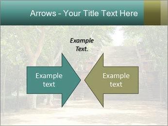Urban Green Park PowerPoint Templates - Slide 90