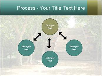 Urban Green Park PowerPoint Templates - Slide 91