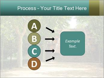 Urban Green Park PowerPoint Templates - Slide 94