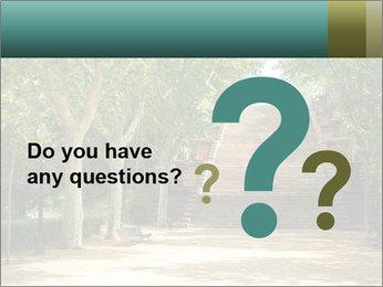Urban Green Park PowerPoint Templates - Slide 96