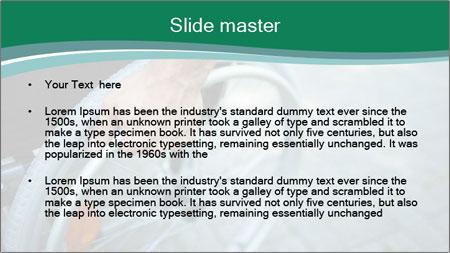 New Wheelchair PowerPoint Template - Slide 2
