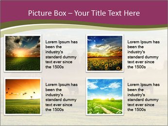Holland Landscape PowerPoint Templates - Slide 14