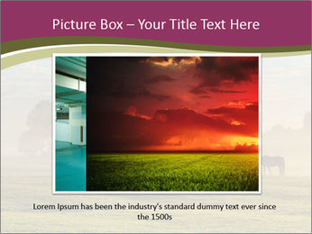 Holland Landscape PowerPoint Template - Slide 15