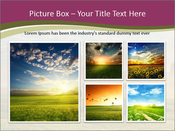 Holland Landscape PowerPoint Template - Slide 19