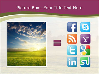 Holland Landscape PowerPoint Template - Slide 21