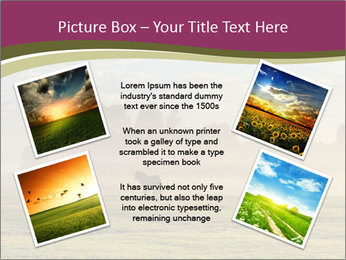 Holland Landscape PowerPoint Template - Slide 24
