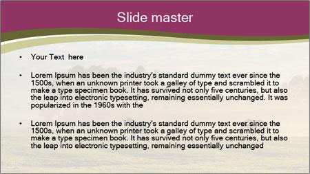 Holland Landscape PowerPoint Template - Slide 2