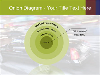 Speedy Black Car PowerPoint Template - Slide 61