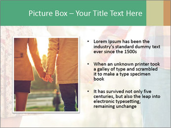 Teenagers In Love PowerPoint Templates - Slide 13