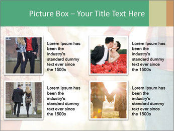 Teenagers In Love PowerPoint Templates - Slide 14