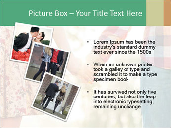 Teenagers In Love PowerPoint Templates - Slide 17