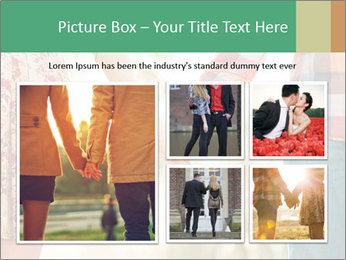 Teenagers In Love PowerPoint Templates - Slide 19