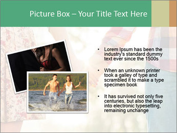 Teenagers In Love PowerPoint Templates - Slide 20