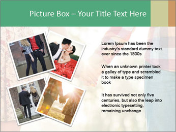Teenagers In Love PowerPoint Templates - Slide 23