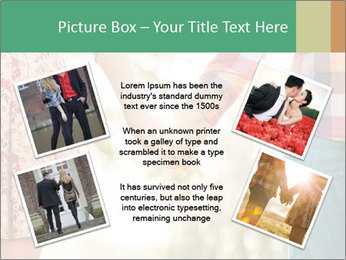 Teenagers In Love PowerPoint Templates - Slide 24