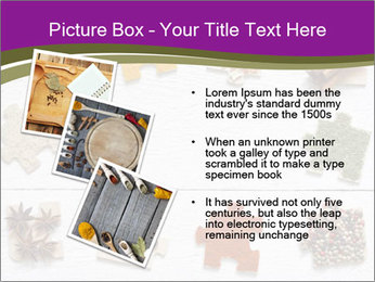 Spices Puzzle PowerPoint Template - Slide 17