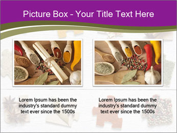 Spices Puzzle PowerPoint Template - Slide 18