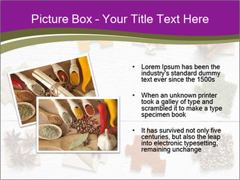 Spices Puzzle PowerPoint Template - Slide 20