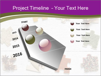 Spices Puzzle PowerPoint Template - Slide 26
