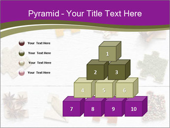 Spices Puzzle PowerPoint Template - Slide 31