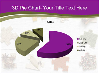 Spices Puzzle PowerPoint Template - Slide 35