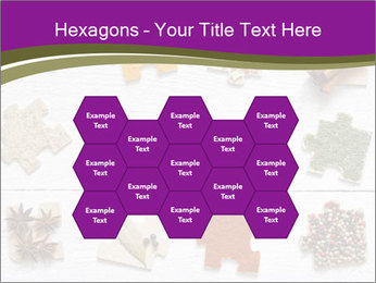 Spices Puzzle PowerPoint Template - Slide 44