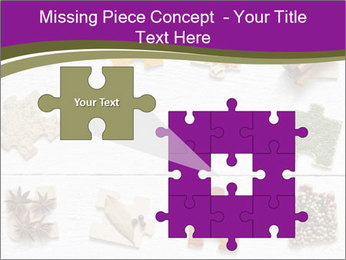 Spices Puzzle PowerPoint Template - Slide 45
