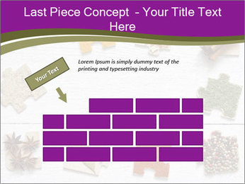 Spices Puzzle PowerPoint Template - Slide 46