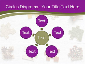 Spices Puzzle PowerPoint Template - Slide 78