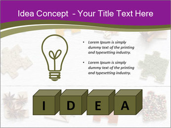 Spices Puzzle PowerPoint Template - Slide 80