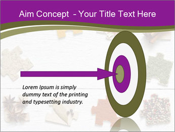 Spices Puzzle PowerPoint Template - Slide 83