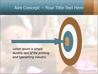 Aroma Oil Massage PowerPoint Template - Slide 83