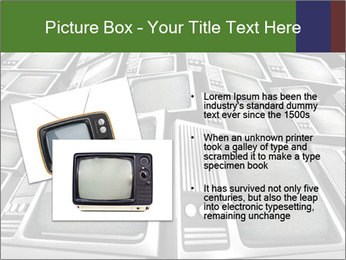 Pile Of Old Monitors PowerPoint Template - Slide 20